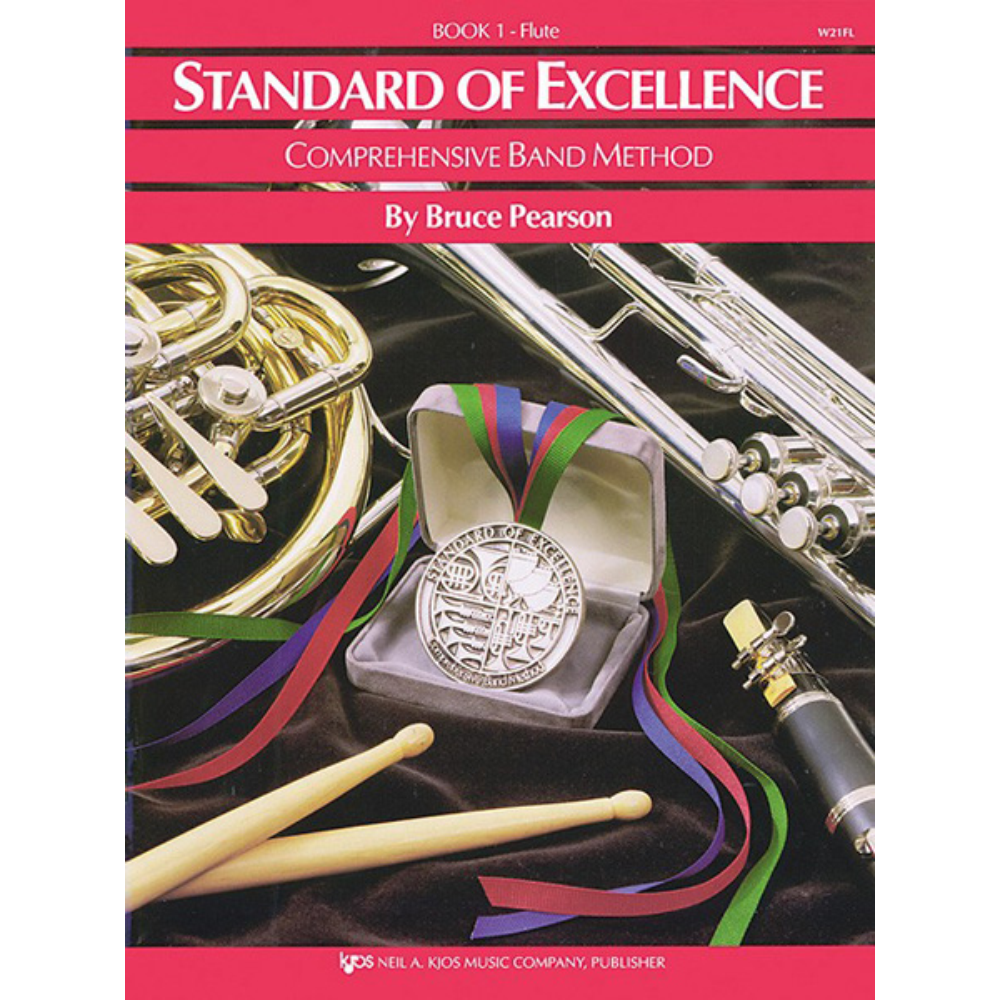Standard of Excellence Book 1 for Flute