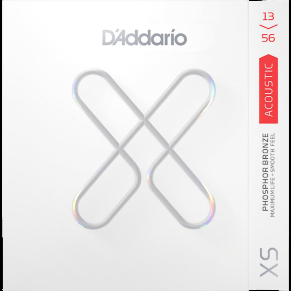 D'Addario XS Phosphor Bronze Acoustic Guitar Strings