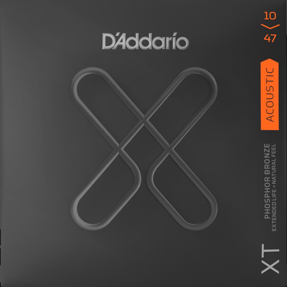 D'Addario XT Phosphor Bronze Acoustic Guitar Strings