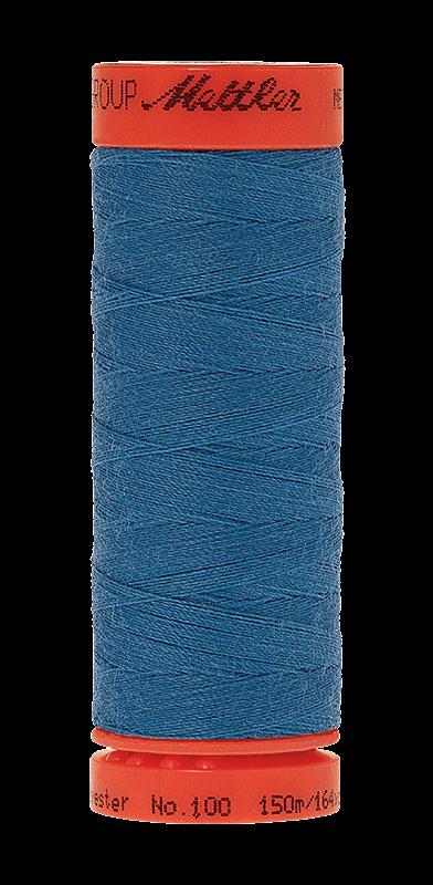 0022 Wave Blue Mettler Metrosene 164yd/150m Thread