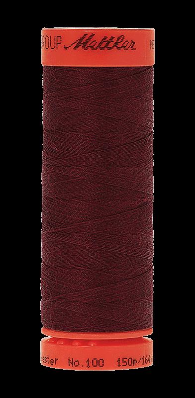0109 Bordeaux Mettler Metrosene 164yd/150m Thread
