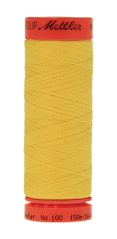 0113 Buttercup Mettler Metrosene 164yd/150m Thread