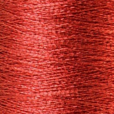 7004 SN11 Yenmet Metallic 500m Solid Cranberry