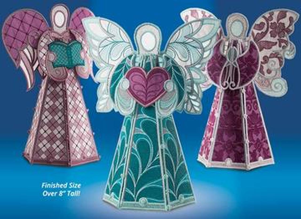 OESD: Freestanding Angels CD