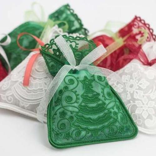 OESD: In The Hoop Christmas Elegance Bags CD