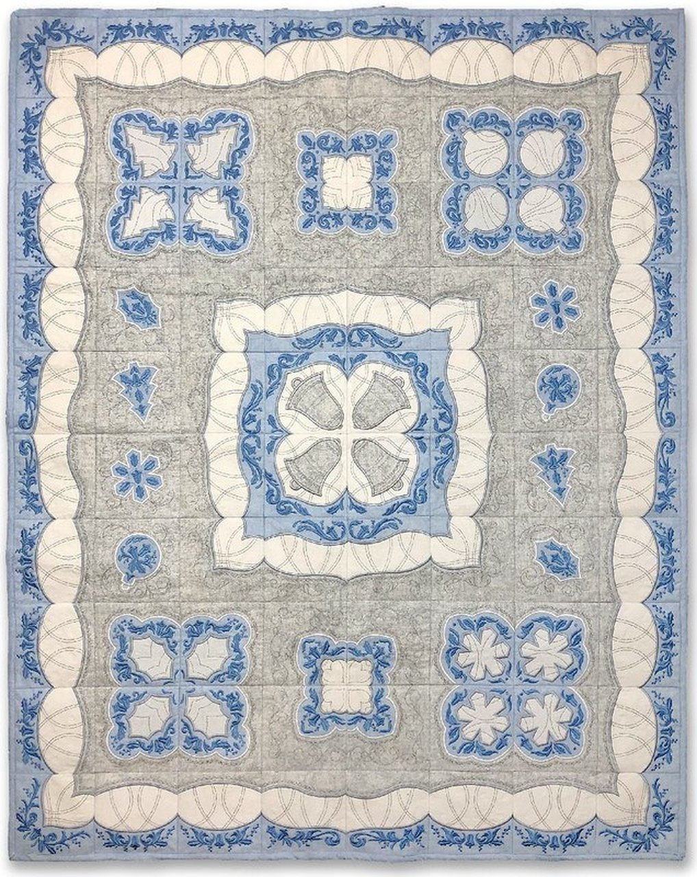 OESD: Silver Bells Quilt CD