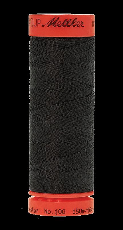 1282 Charcoal Mettler Metrosene 164yd/150m Thread