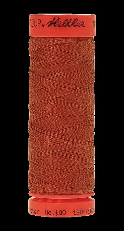 1288 Reddish Ocher Mettler Metrosene 164yd/150m Thread