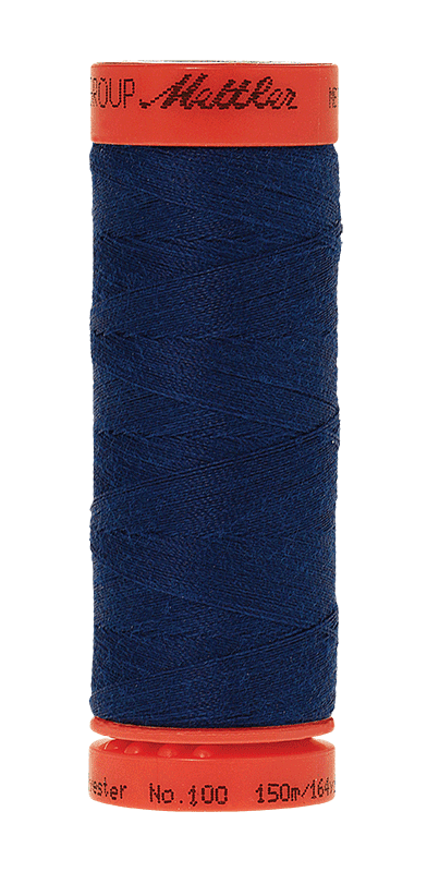 1304 Imperial Blue Mettler Metrosene 164yd/150m Thread