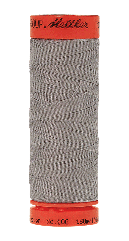 1340 Silver Grey Mettler Metrosene 164yd/150m Thread