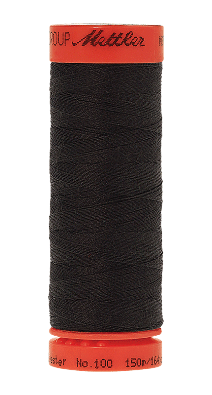 1362 Obsidian Mettler Metrosene 164yd/150m Thread