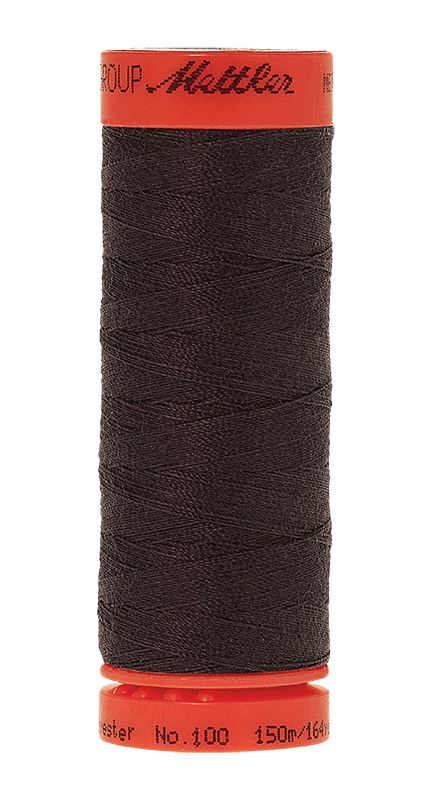 1382 Black Peppercorn Mettler Metrosene 164yd/150m Thread
