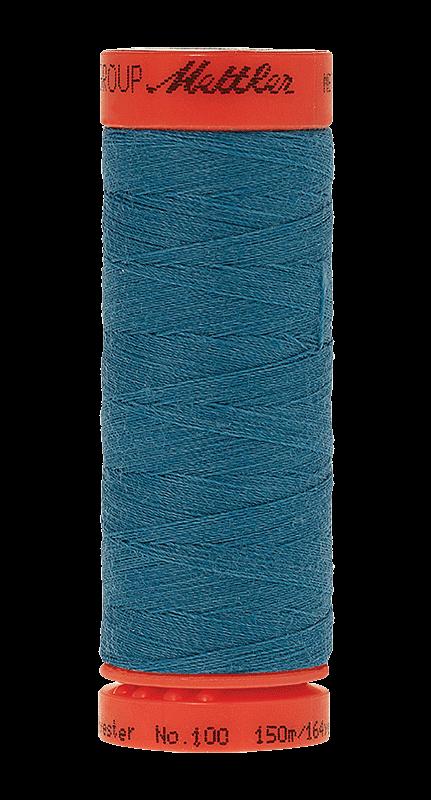 1394 Caribbean Blue Mettler Metrosene 164yd/150m Thread