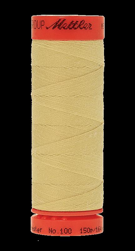 1412 Lemon Frost Mettler Metrosene 164yd/150m Thread