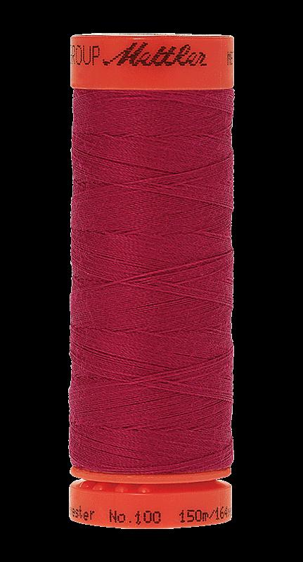 1422 Bright Ruby Mettler Metrosene 164yd/150m Thread