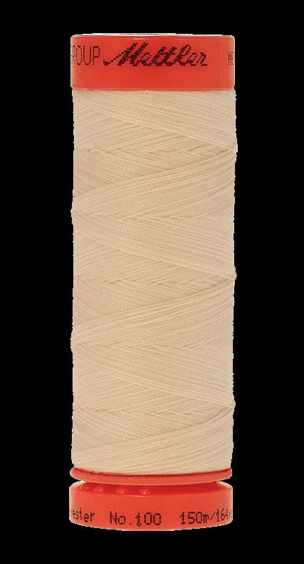 1455 Butter Cream Mettler Metrosene 164yd/150m Thread