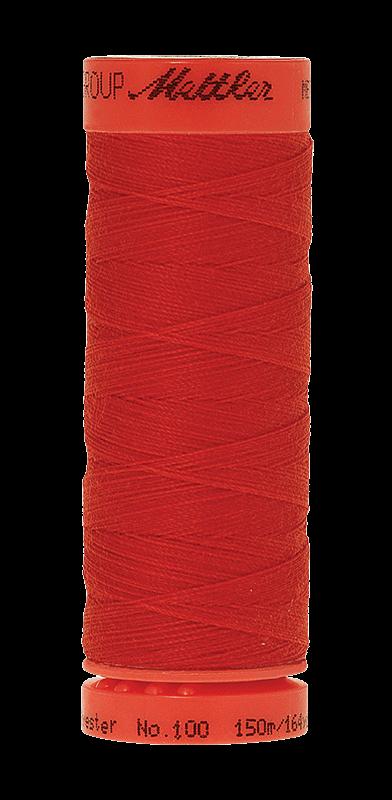 1458 Poppy Mettler Metrosene 164yd/150m Thread