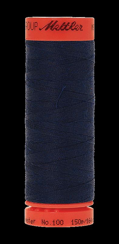 1465 Midnight Blue Mettler Metrosene 164yd/150m Thread