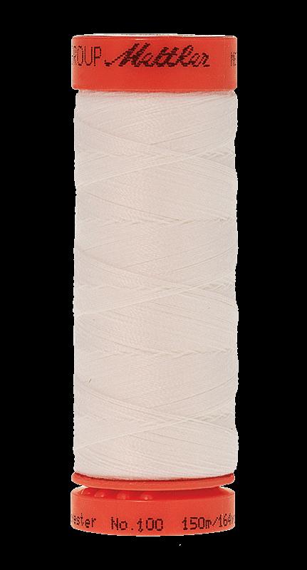 2000 White Mettler Metrosene 164yd/150m Thread