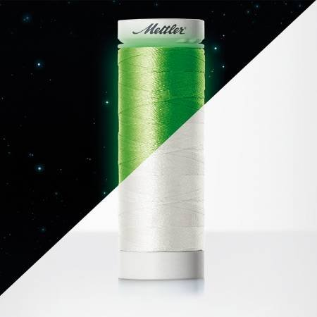 Poly Glow Phosphorescent 40wt Embroidery Thread 109 Yards