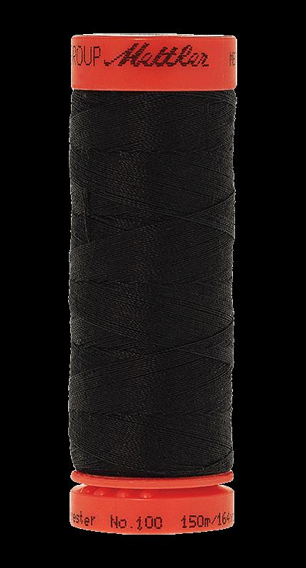 4000 Black Mettler Metrosene 164yd/150m Thread