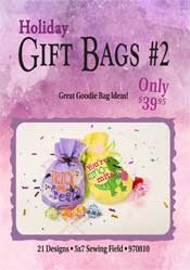 Holiday Gift Bags #2 CD
