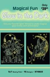 Magical Fun Glow in the Dark CD