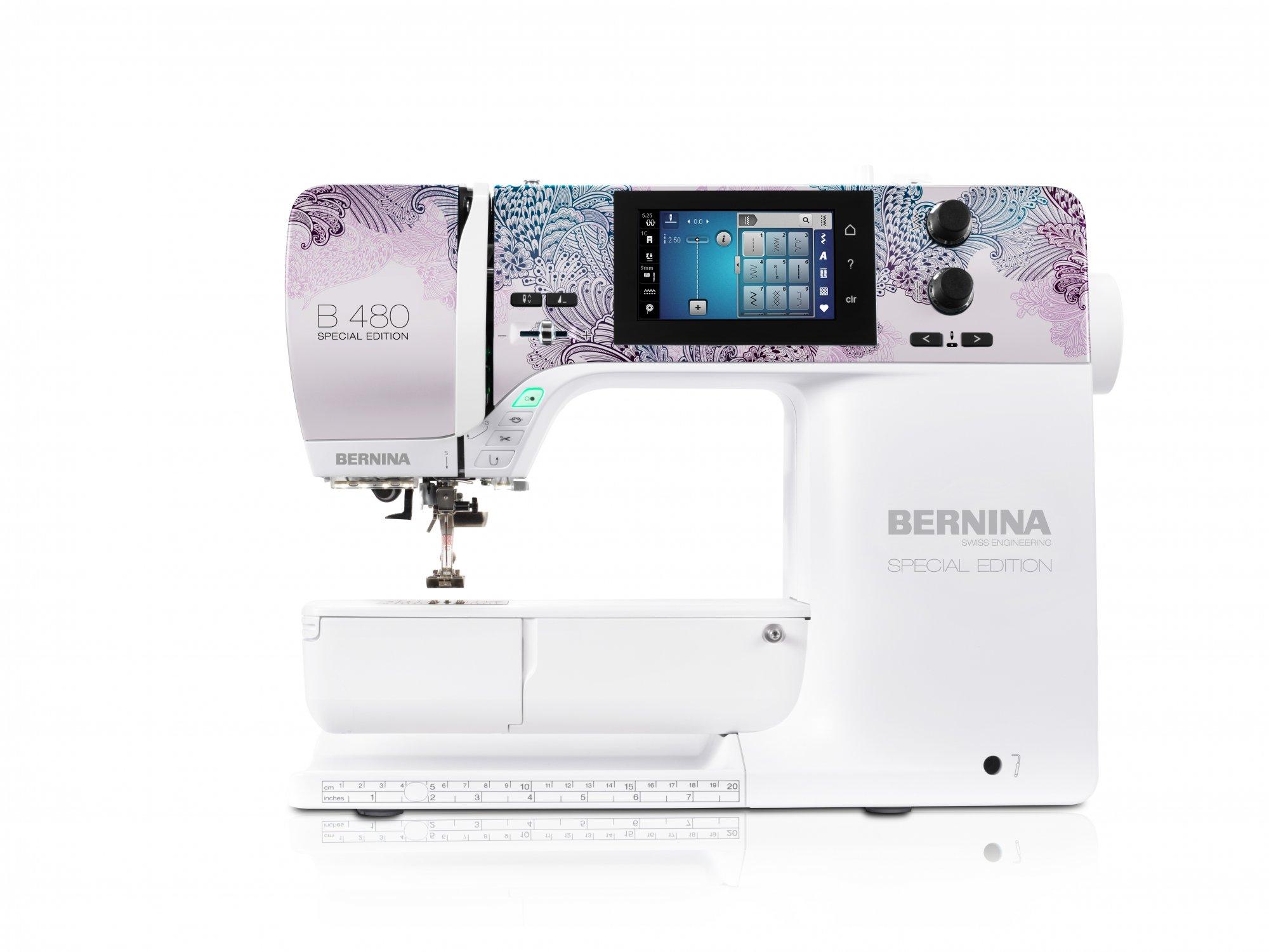 Bernina B480 Special Edition