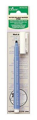 Clover Water Erasable Marker Blue Fine Point