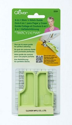 Clover 6-in-1 Stick n' Stitch Guide