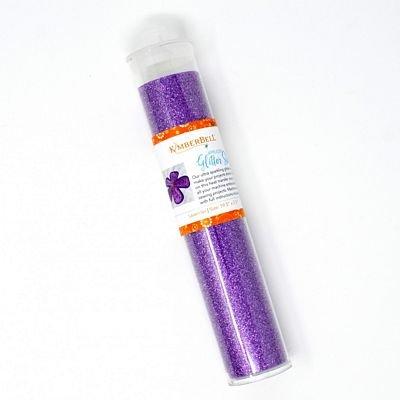 Kimberbell Applique Glitter Sheet Lavender