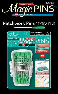 Magic Pins Patchwork Extra-Fine 1 7/16 in 100 pins
