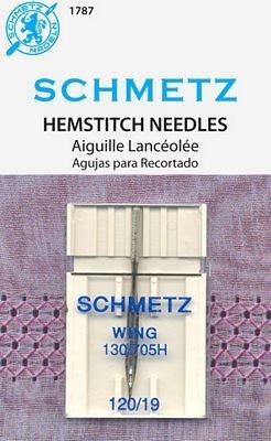Schmetz Hemstitch Size 120/19 1 Pack