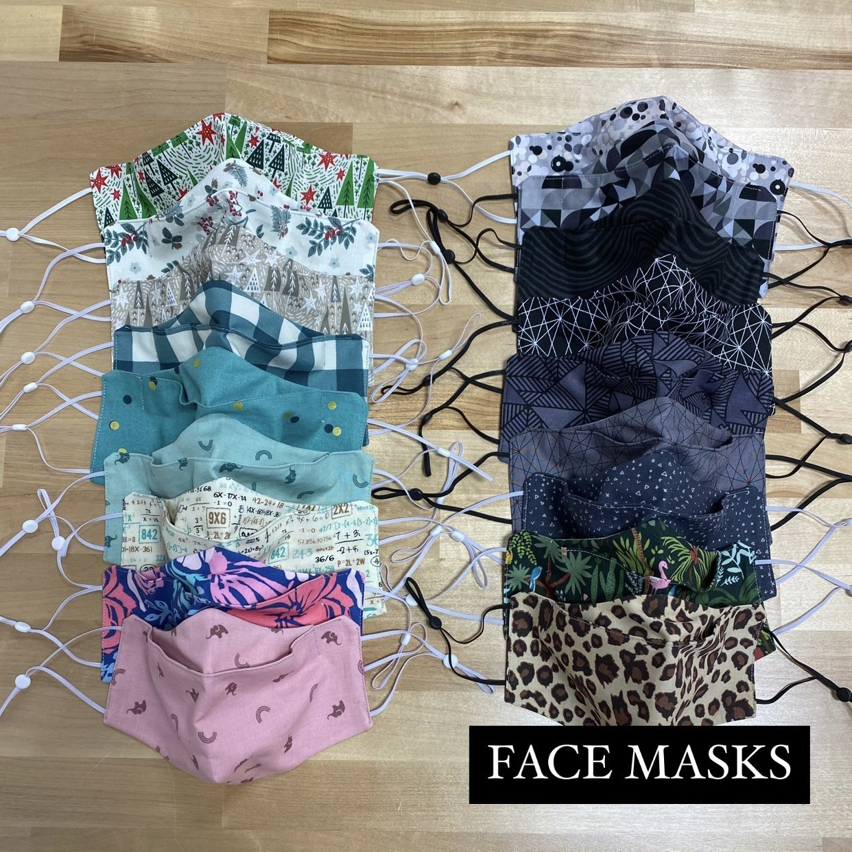 NEW Adult Face Mask