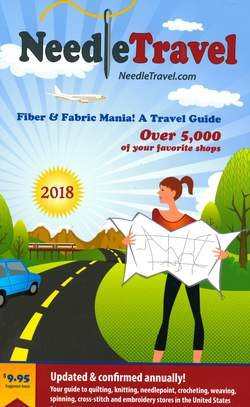 Needle Travel Guide Books