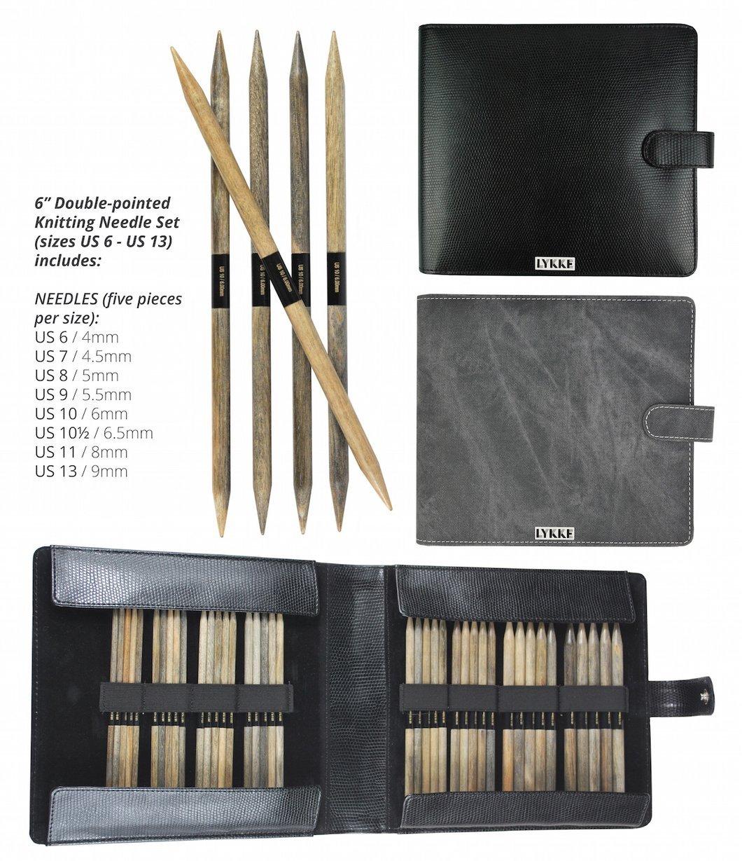 Driftwood Needle Sets by Lykke