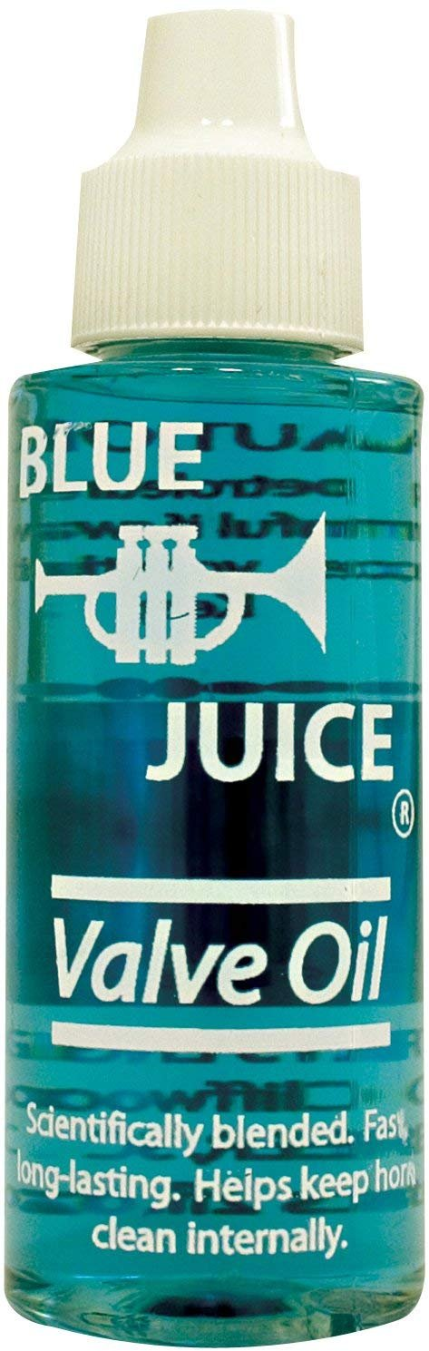 Blue Juice Valve Oil, 2 oz.
