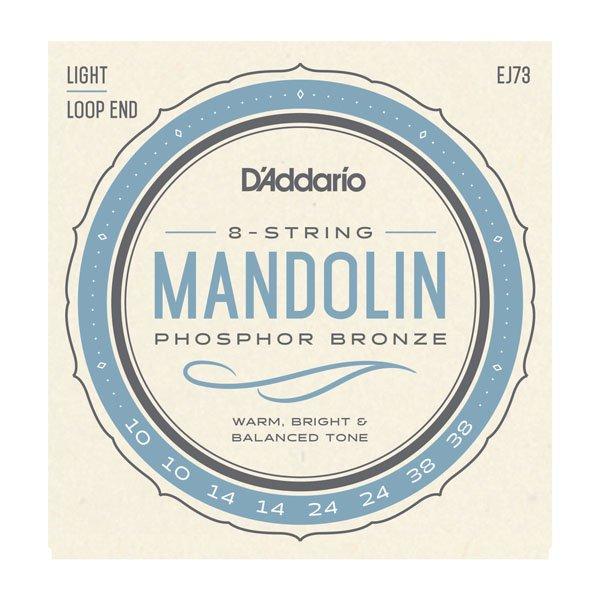 DAddario Phosphor Bronze Mandolin Light