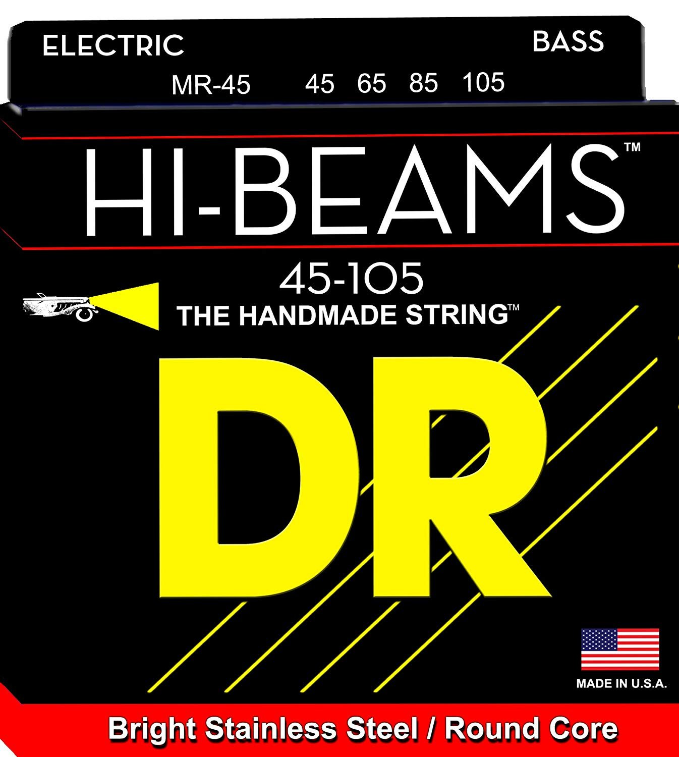 DR Hi-Beams Electric Bass, Medium
