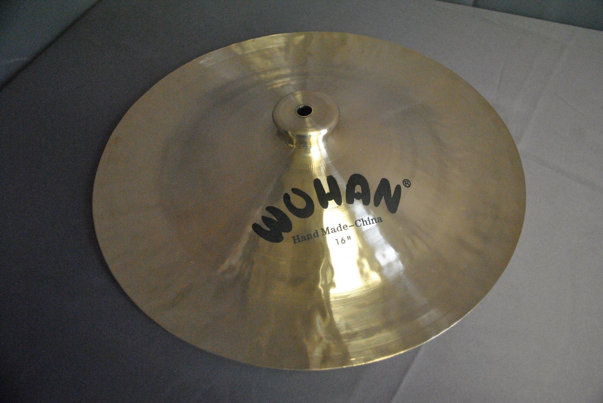 Wuhan Cymbal, 16