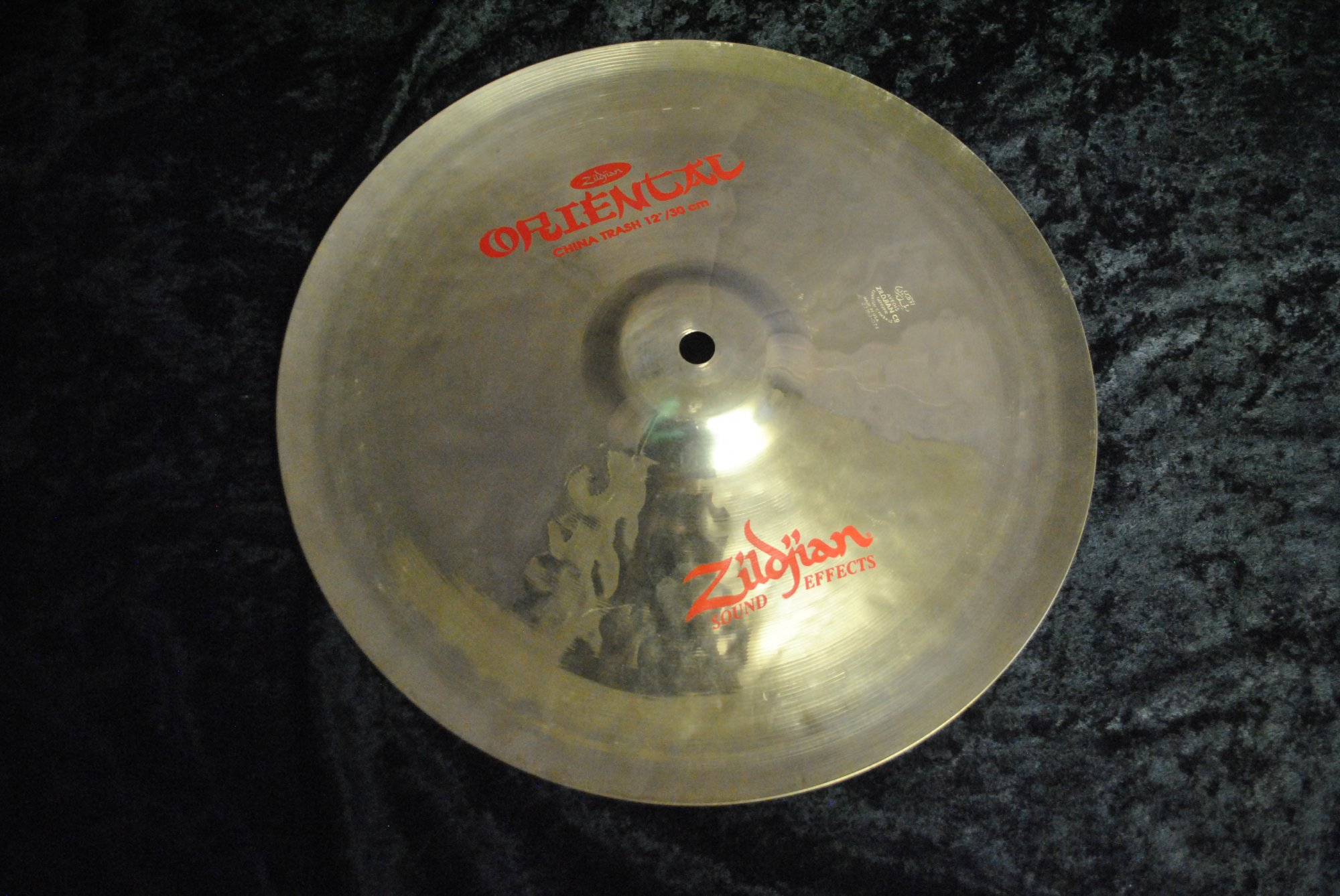 Zildjian Cymbal, 12 China Trash