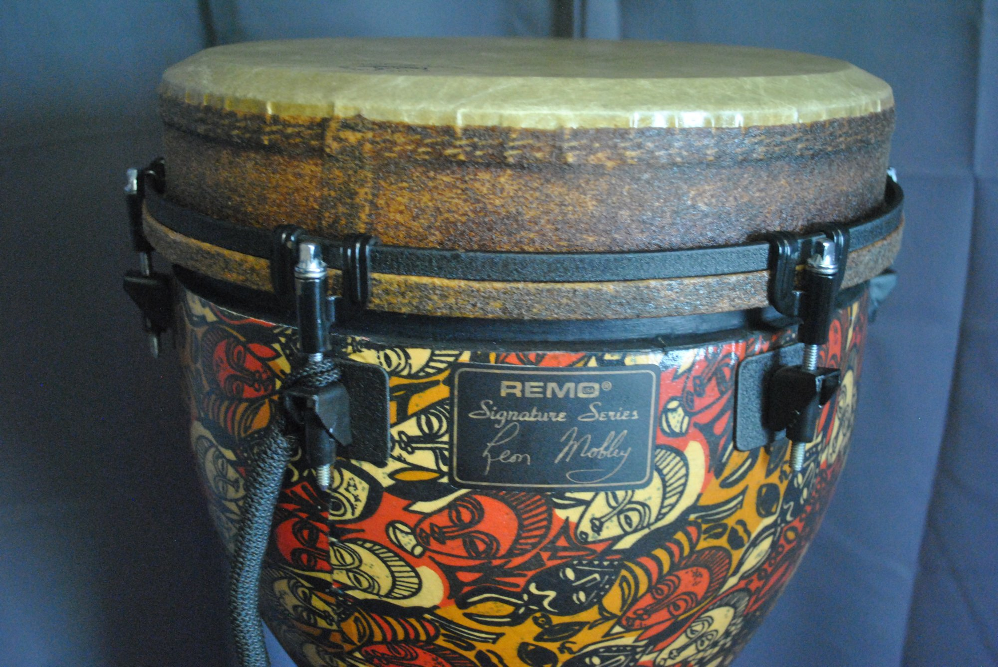 Djembes Drum, Remo