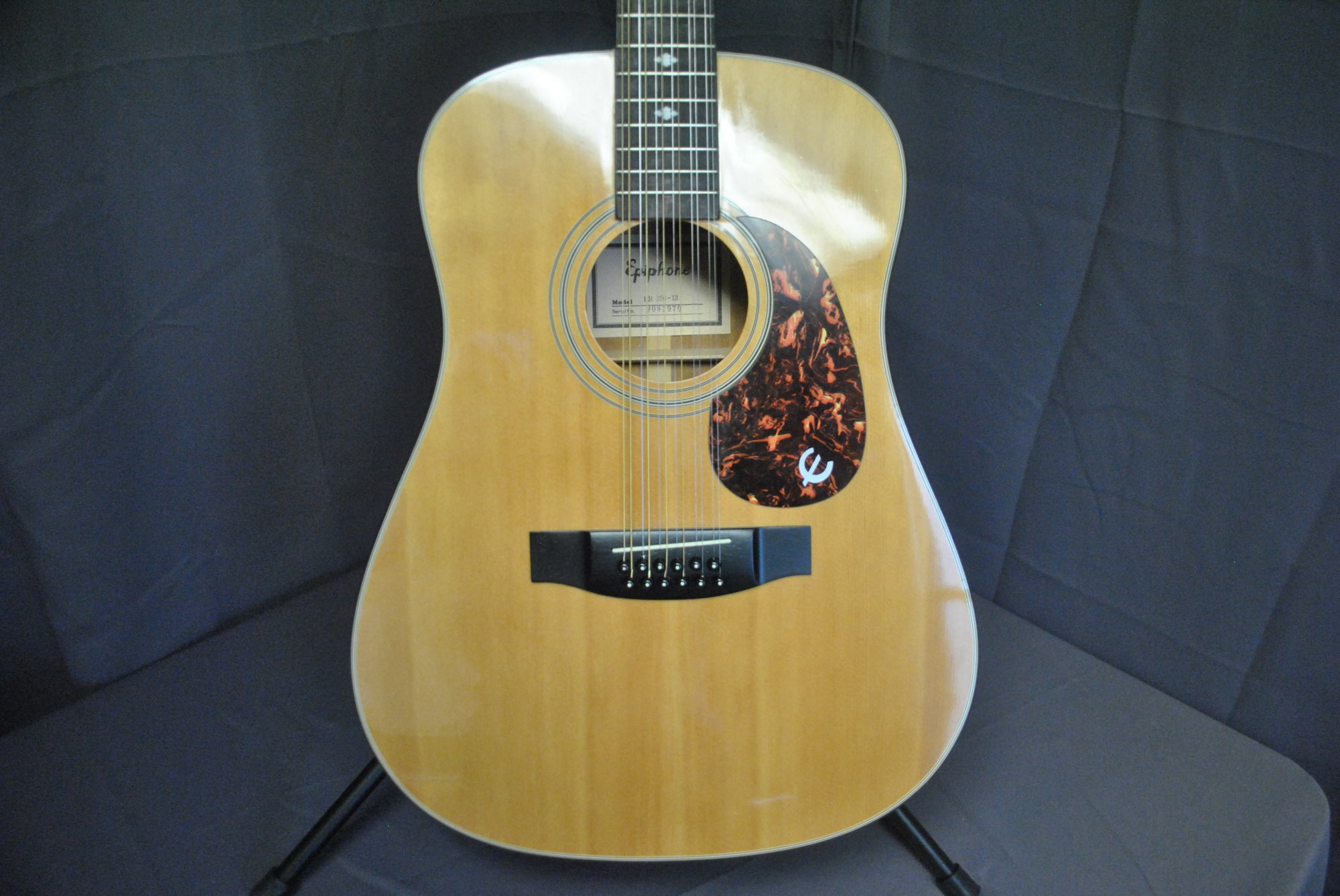 Epiphone Guitar, Acoustic 12 string