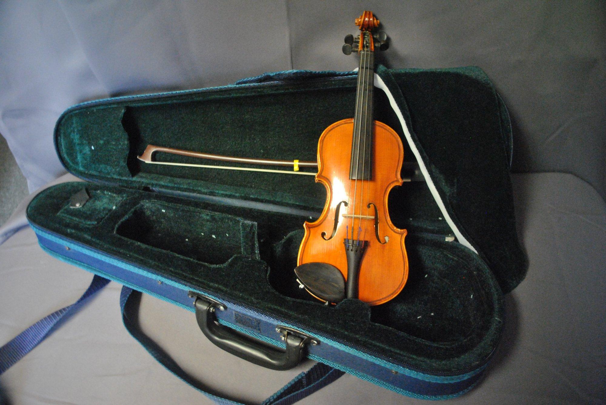 Violin, 1/16