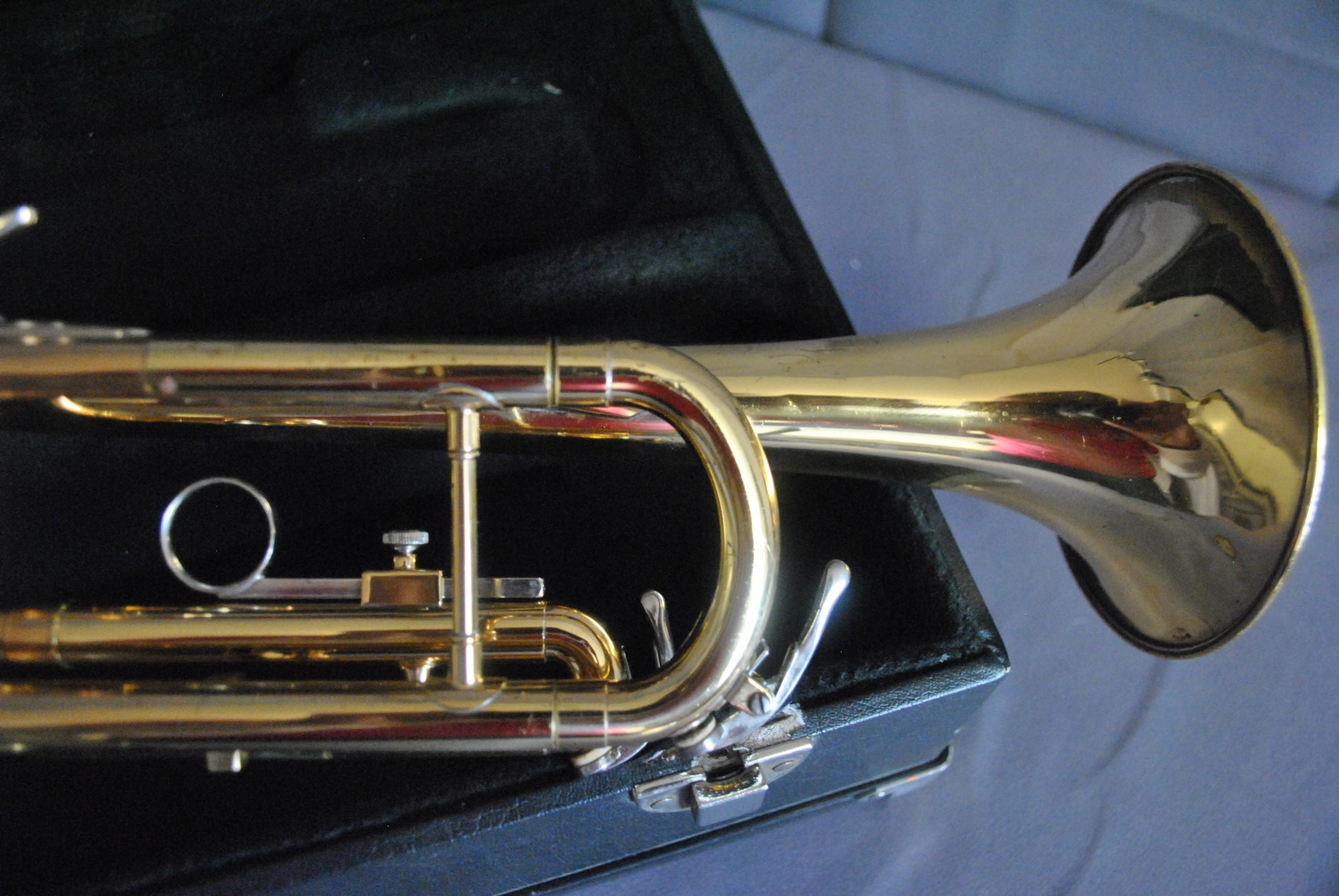Trumpet, Holton
