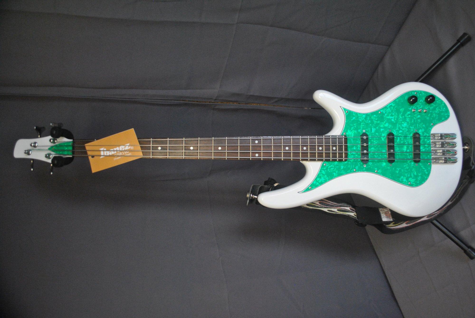 Ibanez GSR 190 Bass Guitar