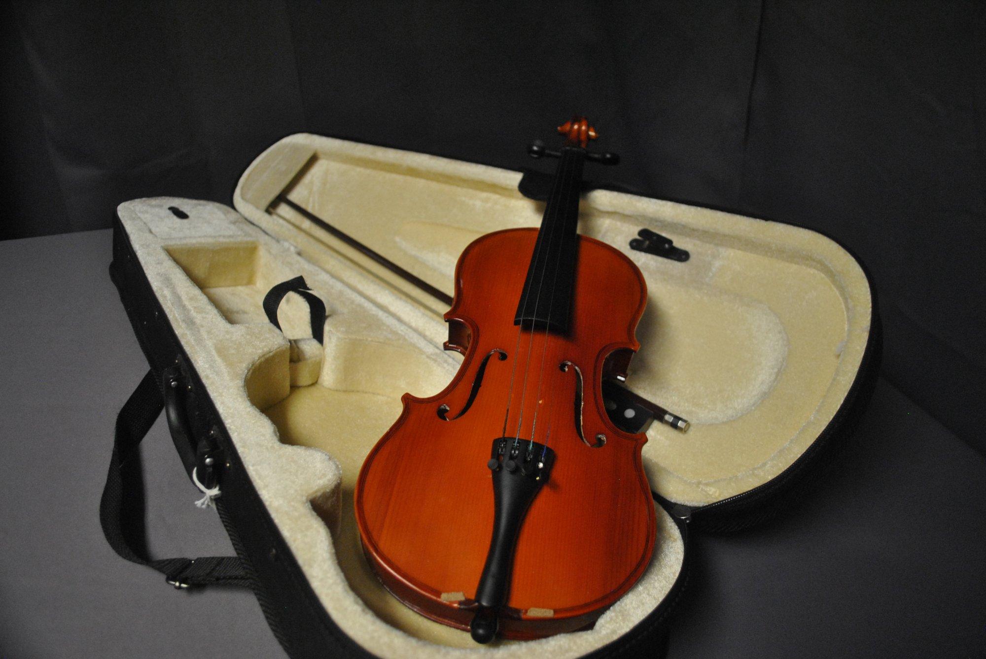 Violin 1/4, Consignment