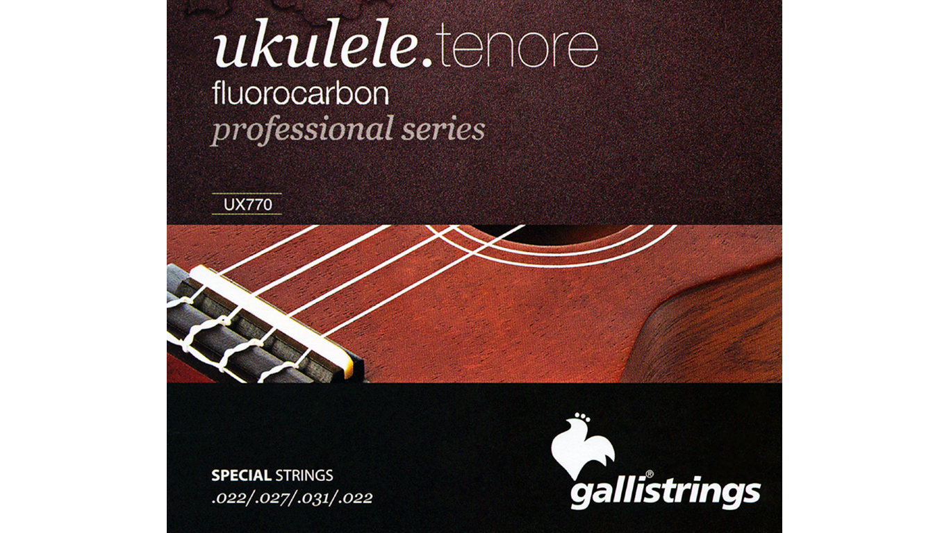 Galli Strings Professional Series Fluorocarbon Tenor Ukulele
