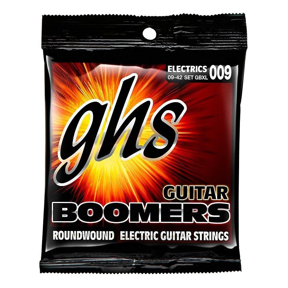 GHS Guitar Boomers Extra Light Electric