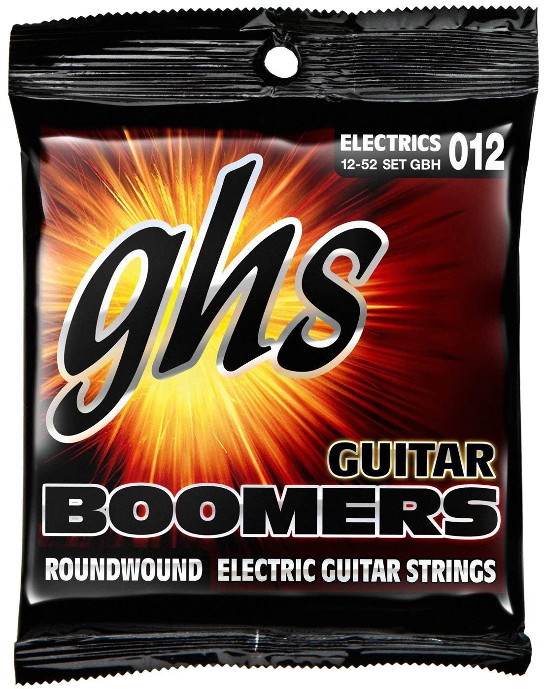 GHS Guitar Boomers Heavy Electric